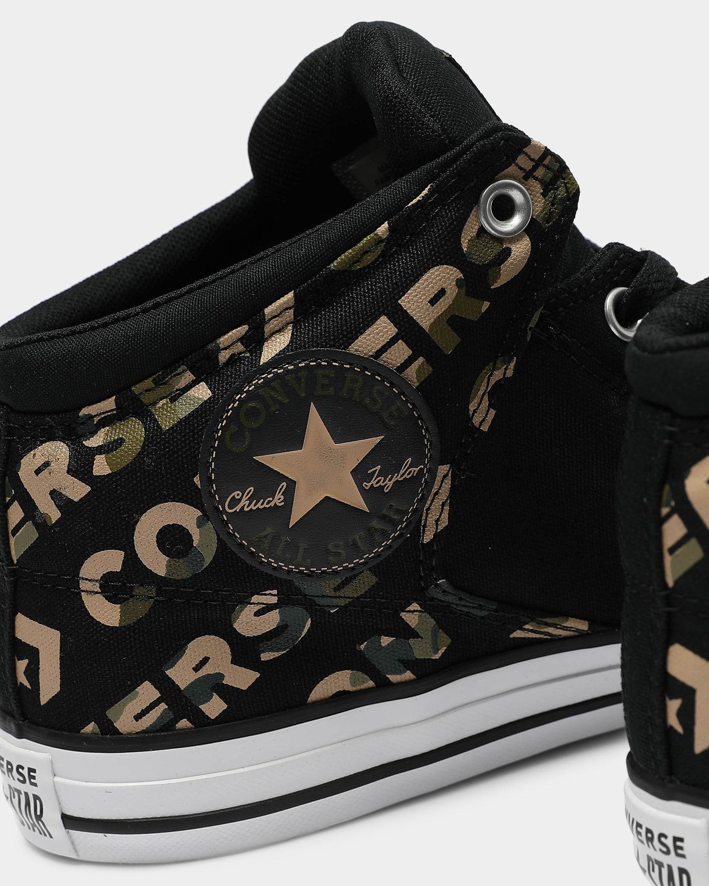 Converse CT All Star High Street BlackKhaki