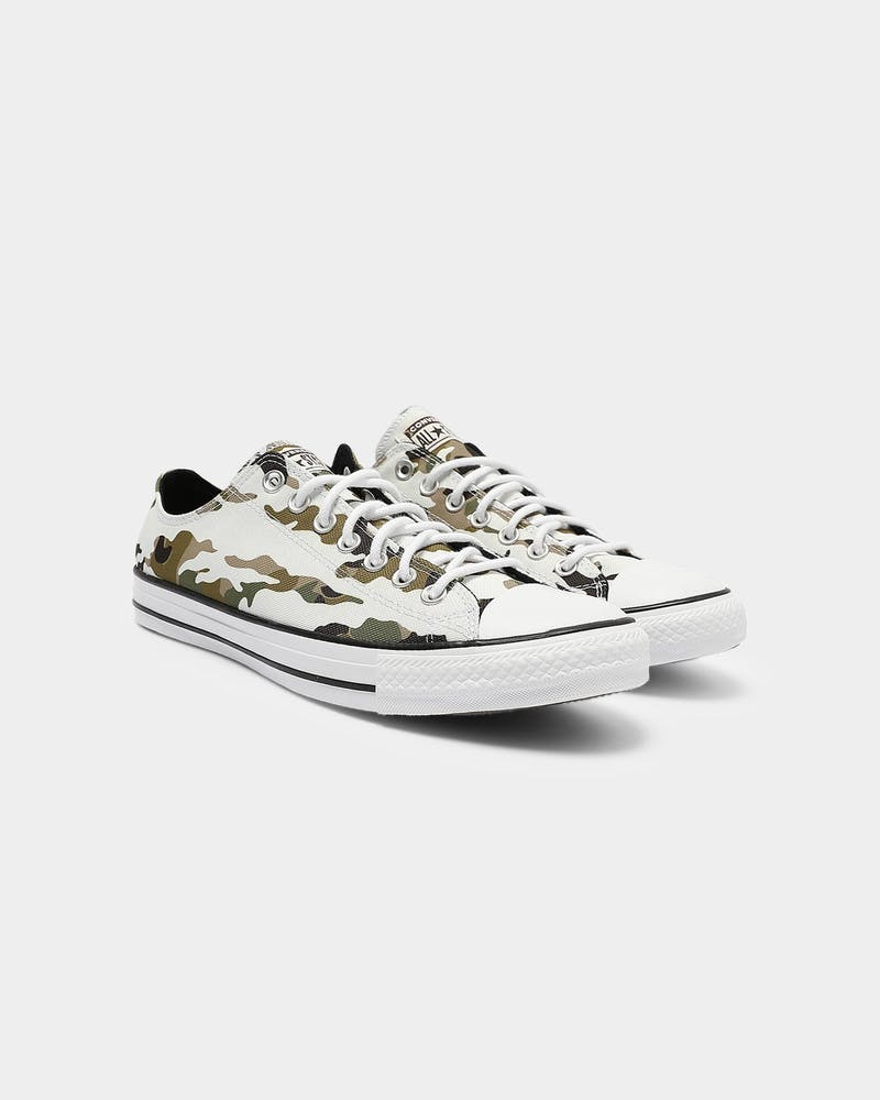 Converse Chuck Taylor All Star Allover Camo White/Black/White