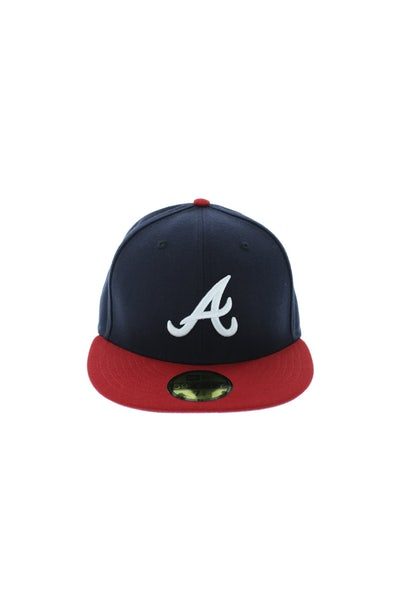 New Era Braves 5950 AC Fitted