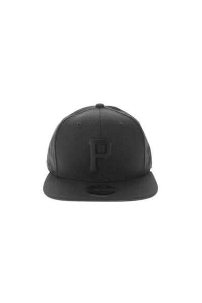 New Era Pittsburgh Pirates Metal 950 Snapback Black/Black