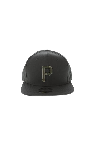 New Era Pittsburgh Pirates Metal 950 Snapback Black/Gold