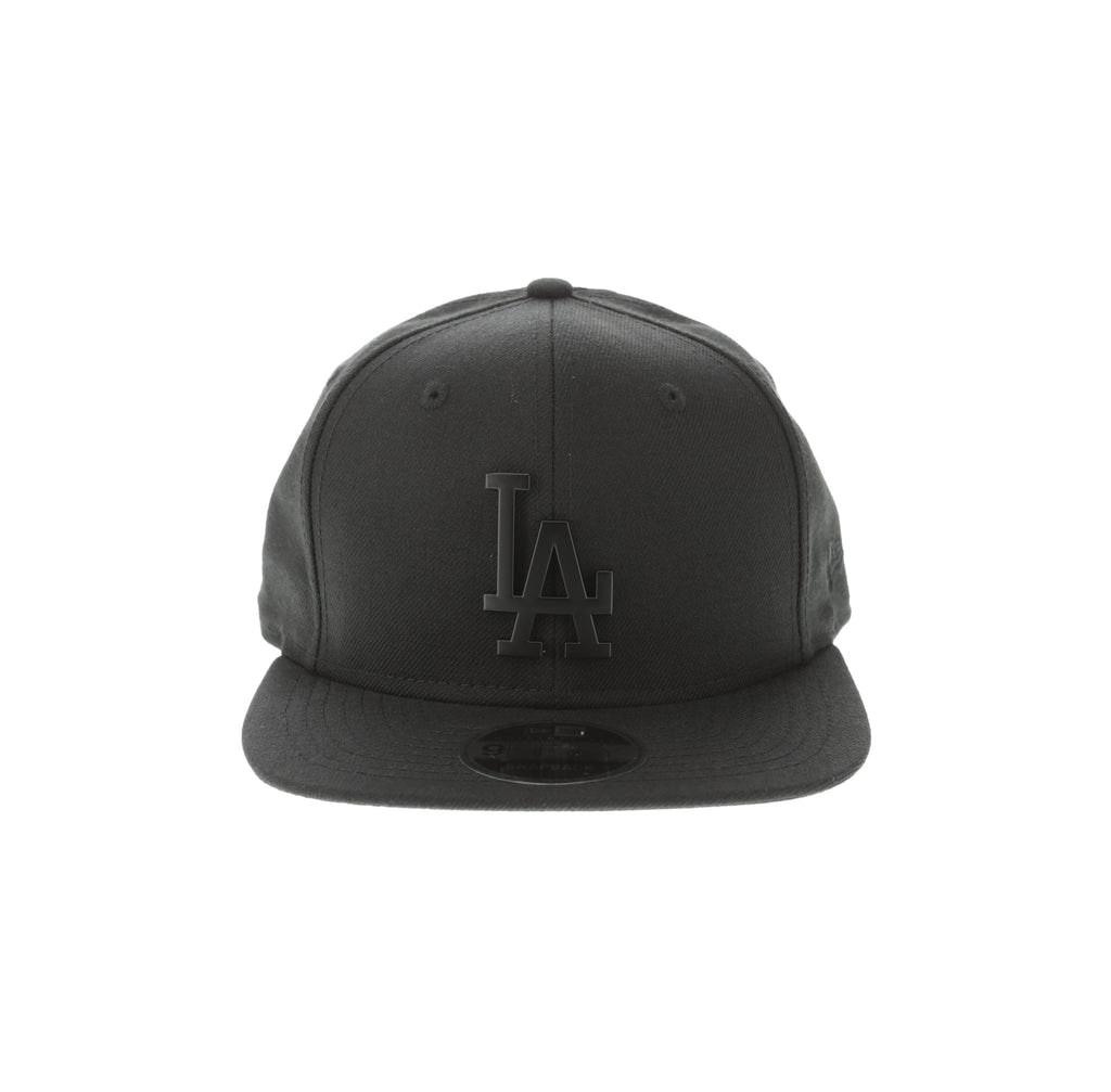 New Era Los Angeles Dodgers Metal 950 Snapback Black/Black – Culture Kings