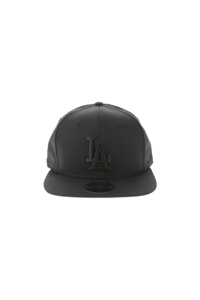 New Era Los Angeles Dodgers Metal 950 Snapback Black/Black