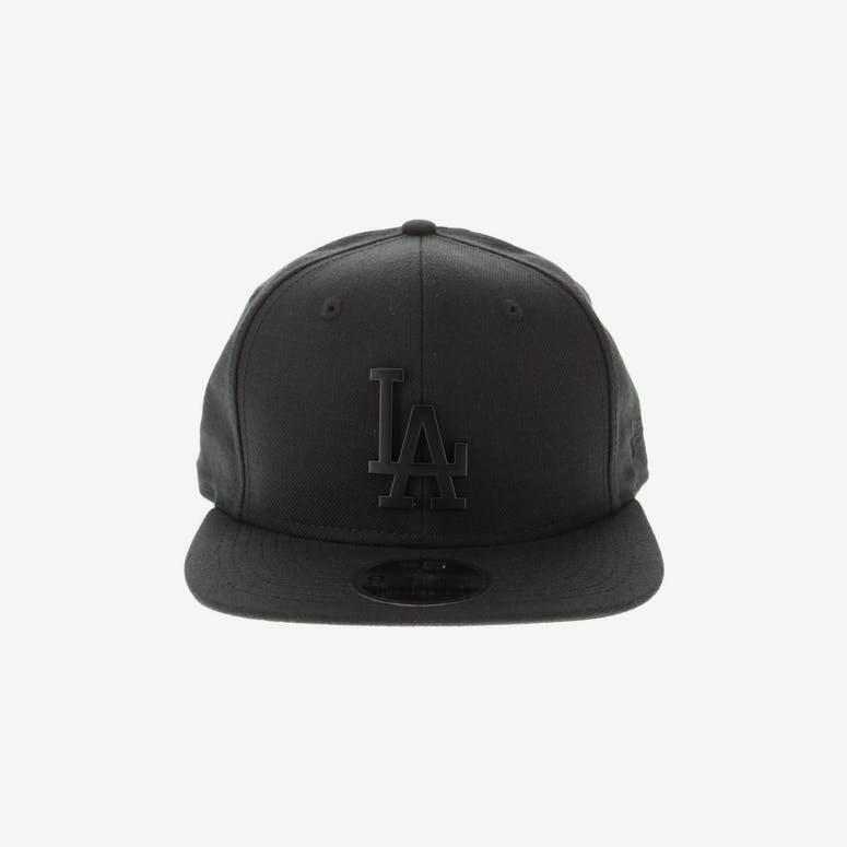 fde1735f985 New Era Los Angeles Dodgers Metal 9FIFTY Snapback Black Black – Culture  Kings