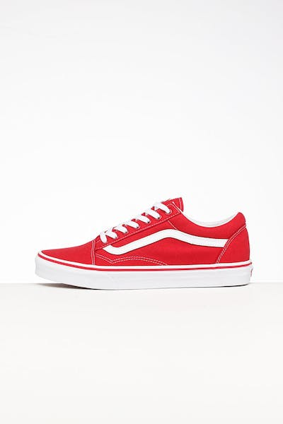 Vans Old SKOOL (Canvas) Red