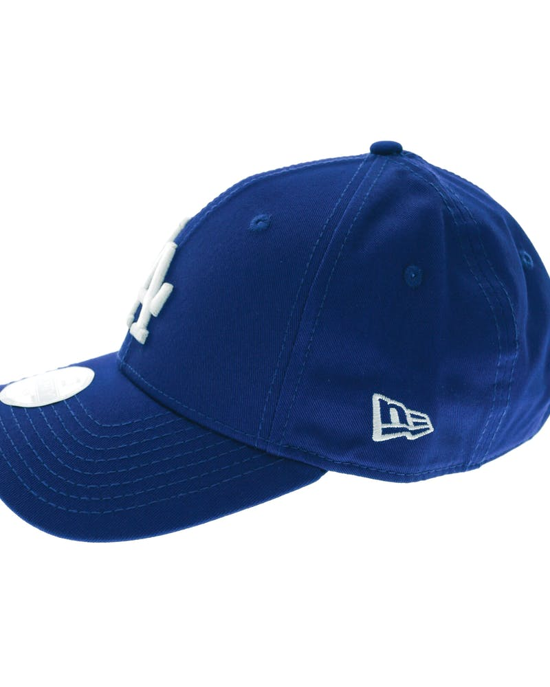 New Era Womens Dodgers 9FORTY Strapback Royal/white