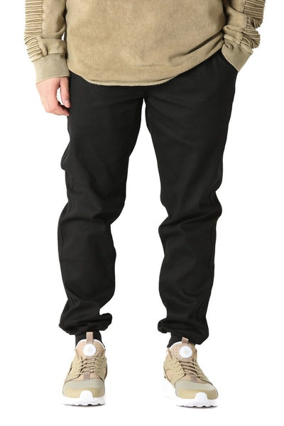 Fairplay Official Jogger Black