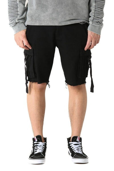 Fairplay Anker Woven Short Black