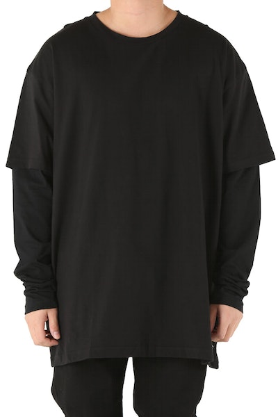 Fairplay Kenyon Long Sleeve Tee Black