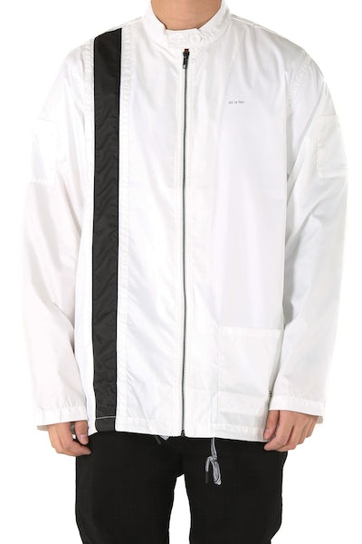 Fairplay Bolton LS Jacket White