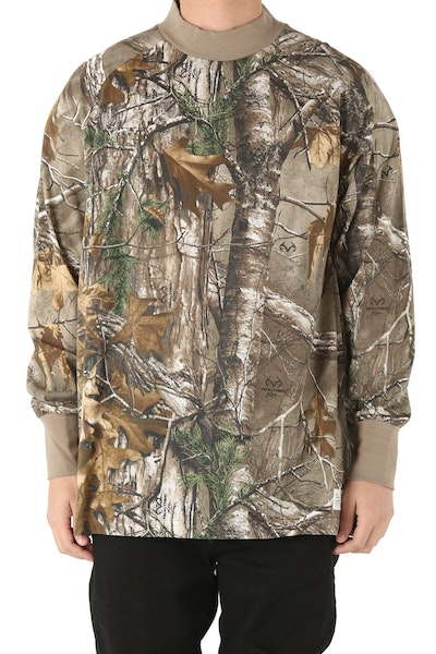 Fairplay Branch L/S Shirt Camo