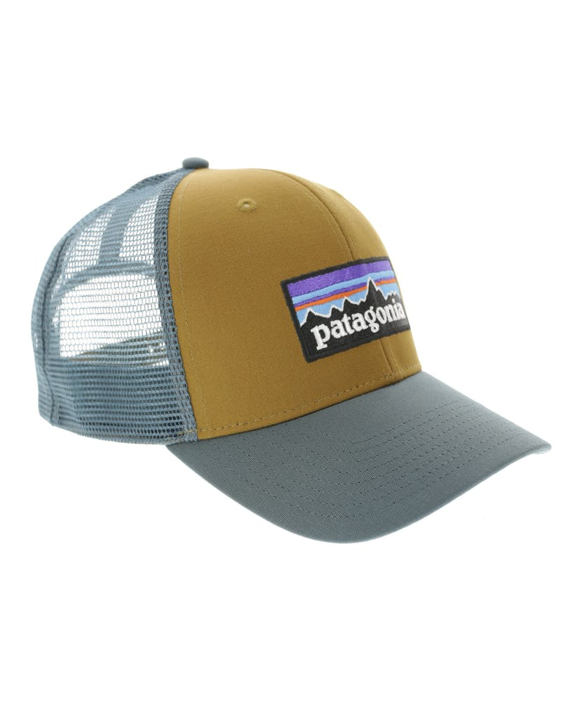 Patagonia P6 Trucker Hat Brown