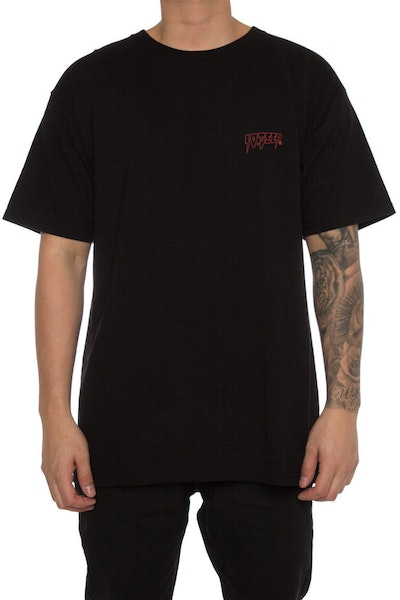 10 Deep Sound And Fury Tee Black