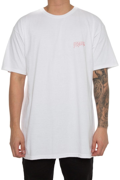 10 Deep Sound And Fury Tee White