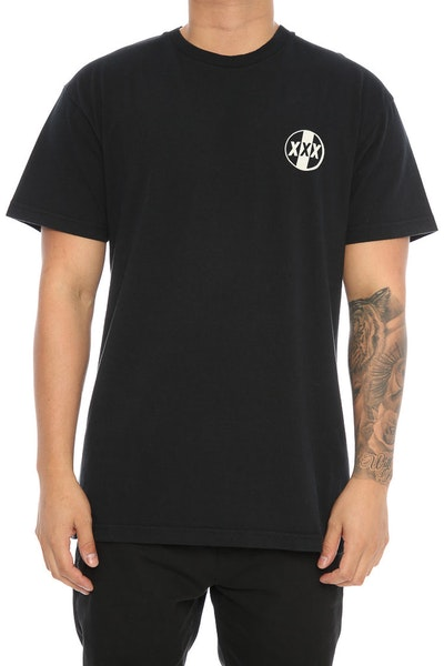 10 Deep Overpass Short Sleeve Tee Black