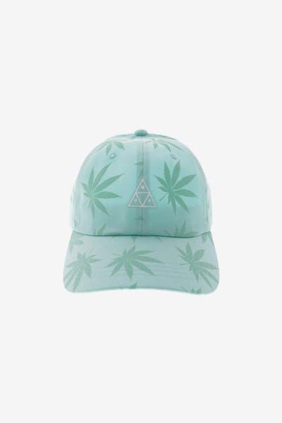 5e1506830f5 Huf 420 Triple Triangle Dad Hat Strapback Mint