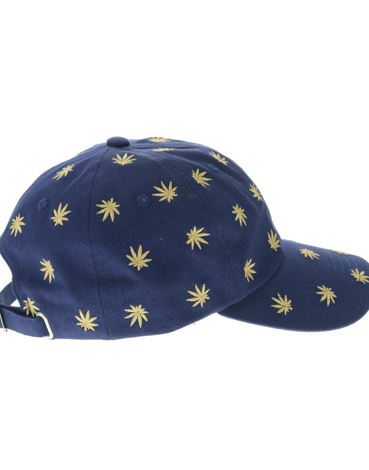 026be7cc7d997 Huf Plant Life Embroidered Dad Hat Blue – Anexas