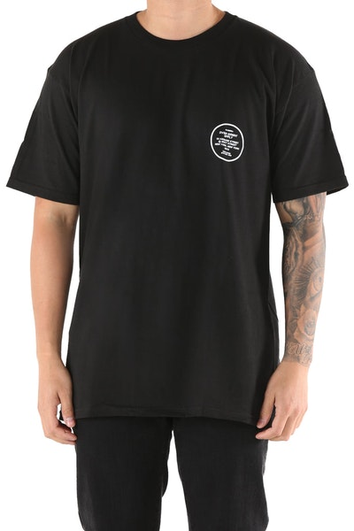 10 Deep Club House Tee Black