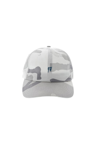 10 Deep Surplus Strapback White/Camo