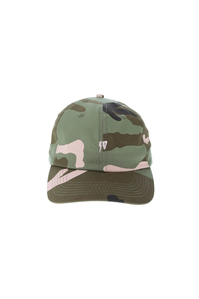10 Deep Surplus Strapback Camo