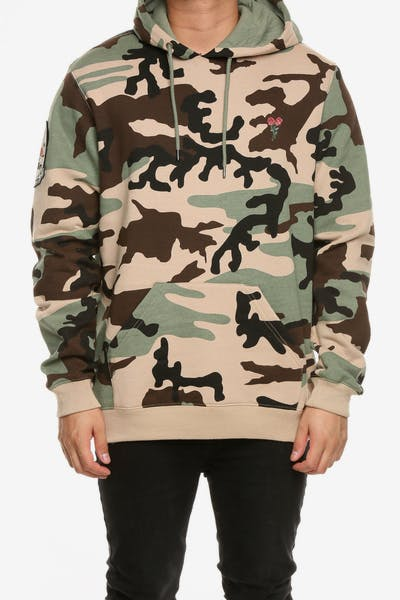 10 Deep Thinking Of Your Passing Hood Woodland Camo