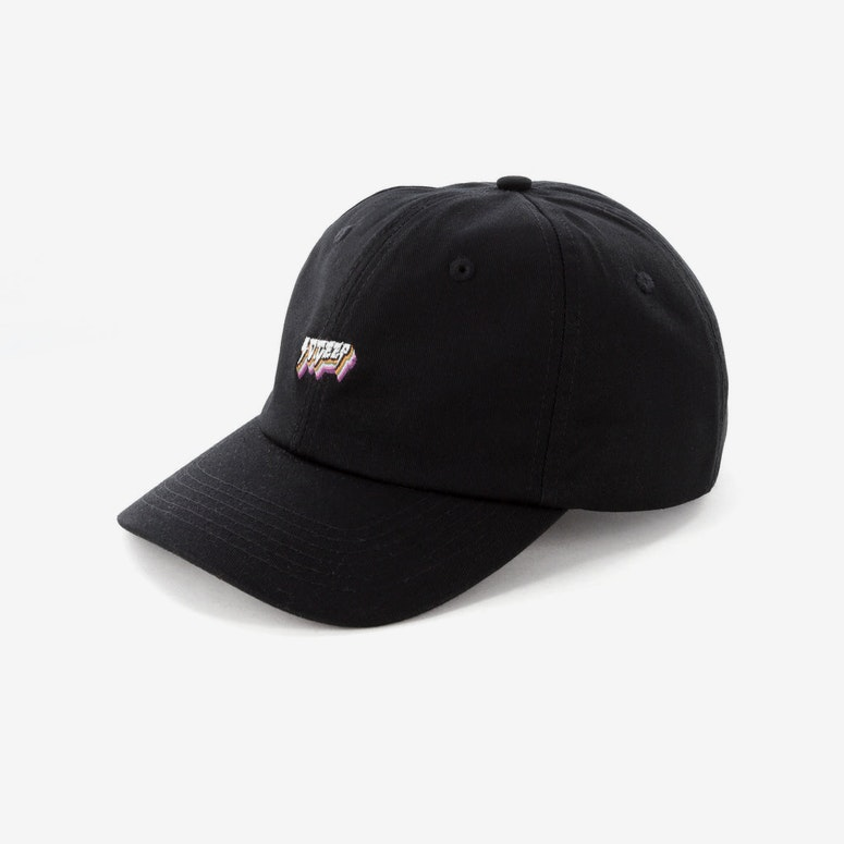 10 Deep Sound & Fry Trippy Cap Black