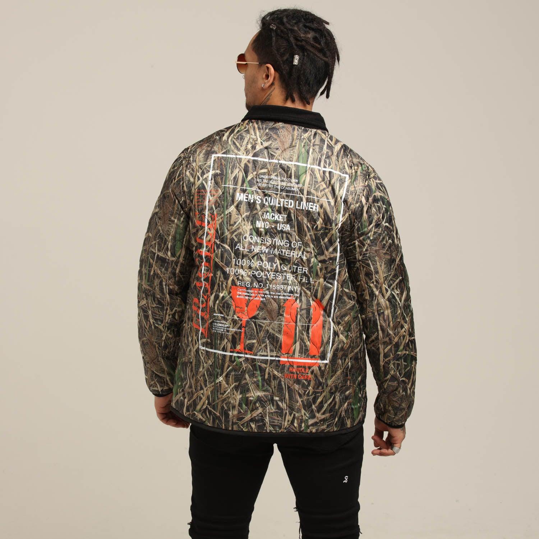 10 Deep Fragile Reversible Jacket Black