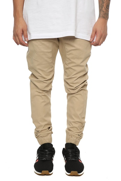 Zanerobe Sureshot Jogger Pants Tan