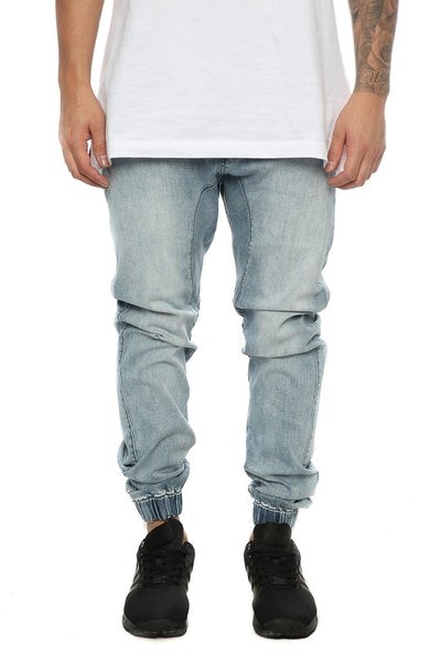 Zanerobe Sureshot Jogger Pants Blue