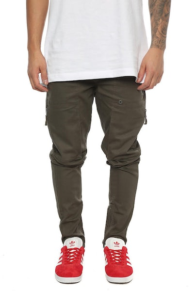 Zanerobe Blockshot Chino Brown