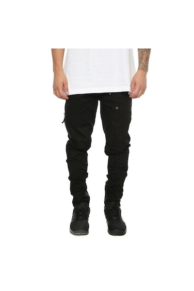 Zanerobe Blockshot Chino Black