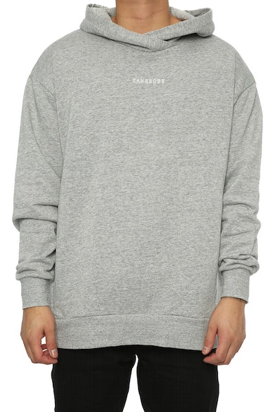 Zanerobe Squint Rugger Hood Sweat Grey