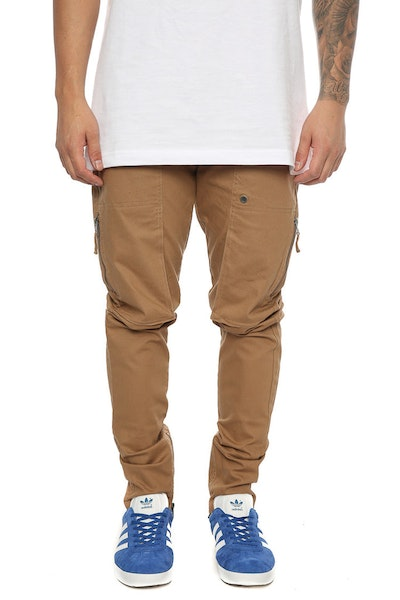 Zanerobe Blockshot Chino Light Brown