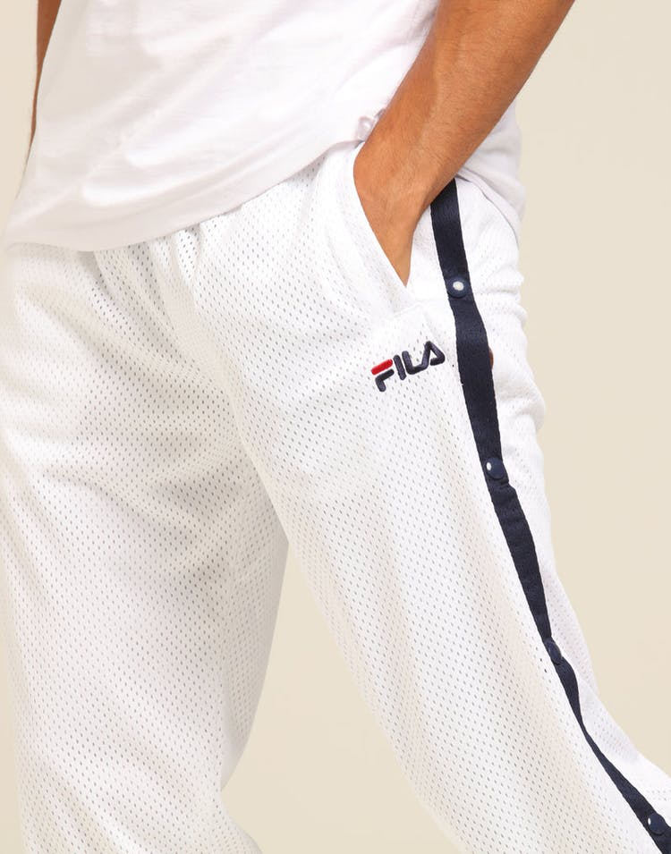 8cb0aeff3ec9c Fila Milo Pant White – Culture Kings