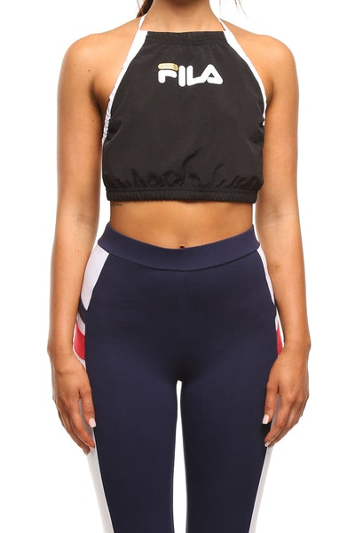 Fila Mina Crop Black