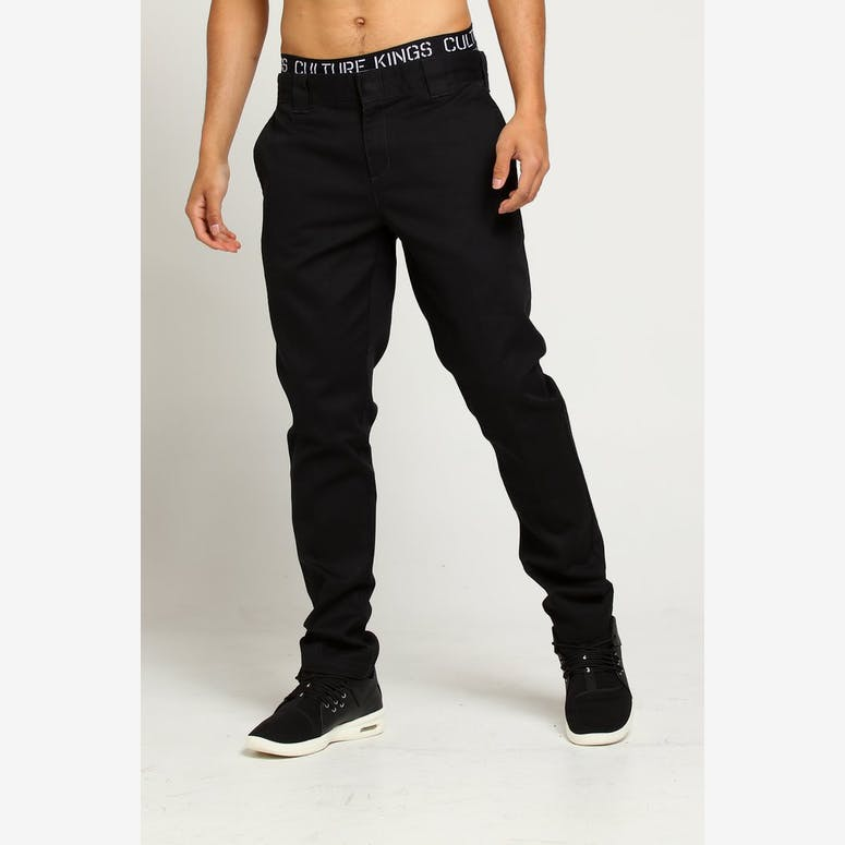 408a34b6a88 Dickies 872 Slim Fit Work Pant Black – Culture Kings