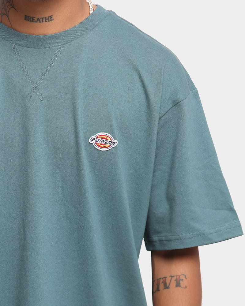 Dickies Men's H.S Rockwood Classic Fit Short Sleeve T-Shirt Lincoln Green