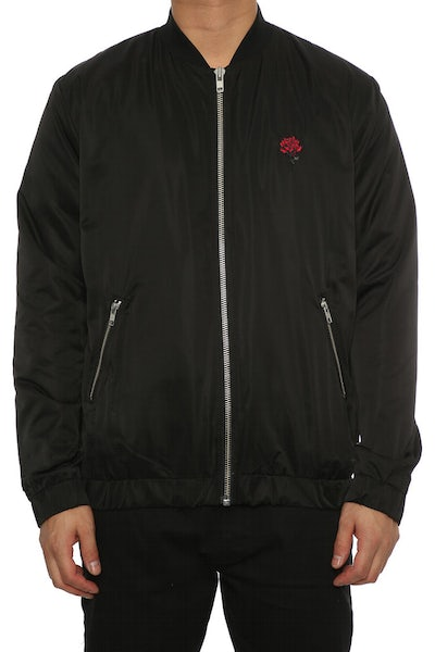 Nana Judy Fairfax Bomber Jacket Black