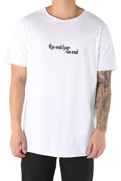 Nana Judy No End Tee White