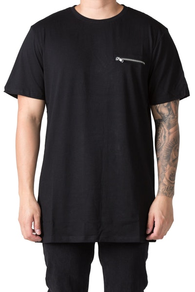 Nana Judy Shadows Tee Black
