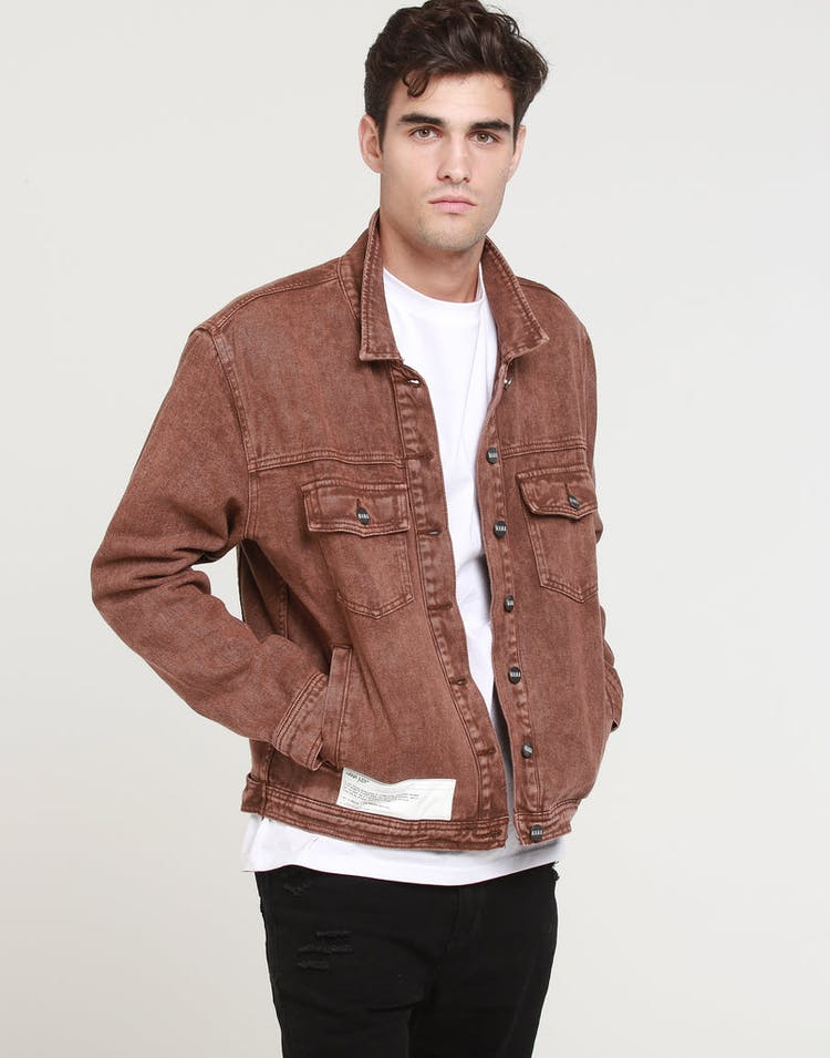 234decb288e Nana Judy Astor Jacket Brown Pigment – Culture Kings