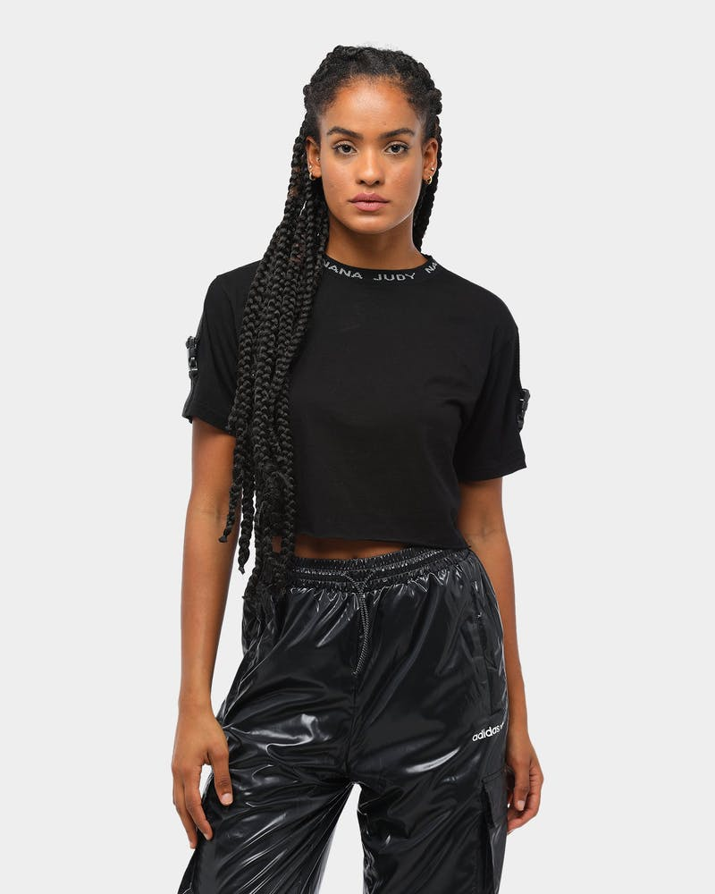 Nana Judy Women's Gallery Crop Black