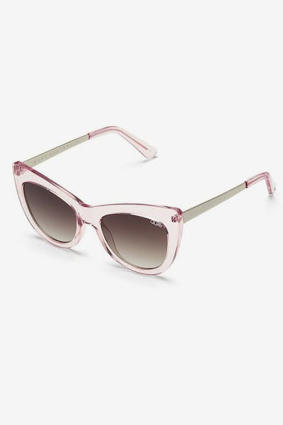 Quay Australia Steal A Kiss Pink/Brown