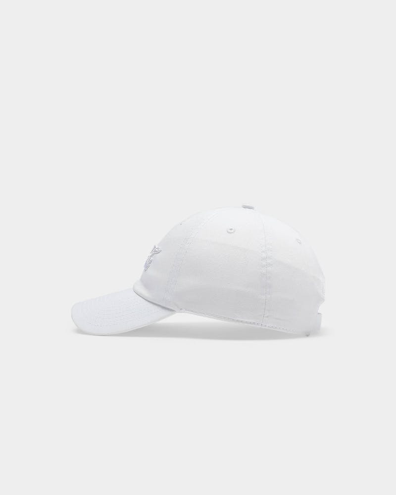 American Needle Tonal Ballpark Coke Strapback White