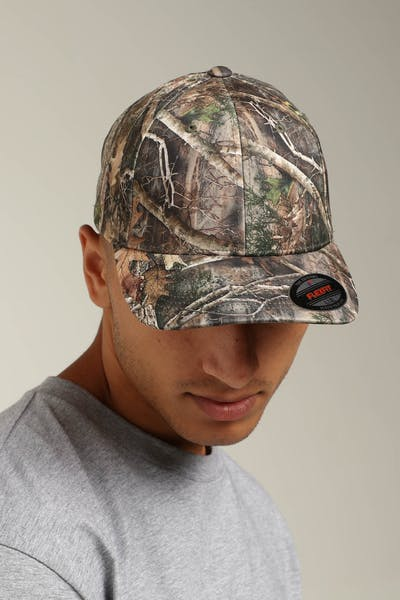 Flexfit True Timber Kanati/Camo