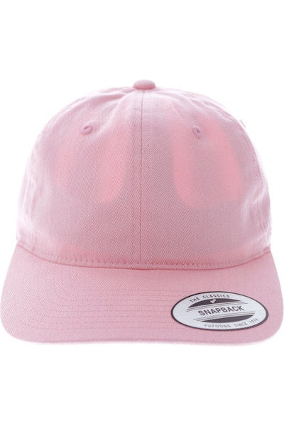 Flexfit SV Dad Hat Snap Back Pink