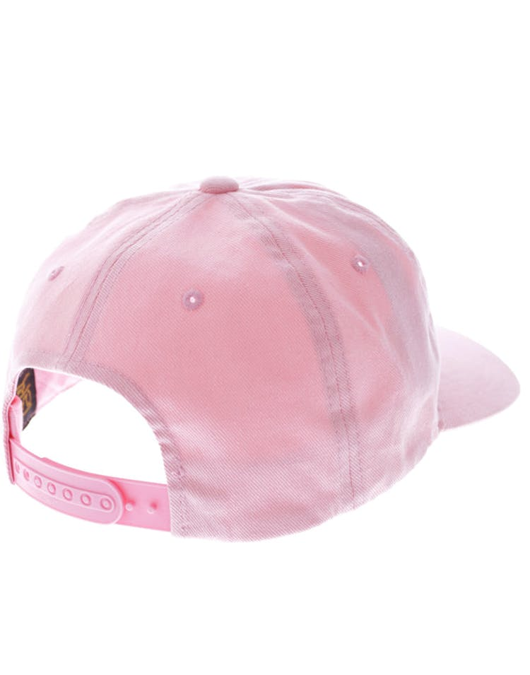 d4c664af Flexfit SV Dad Hat Snap Back Pink
