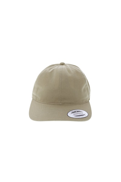 Flexfit SV Dad Hat Snap Back Khaki