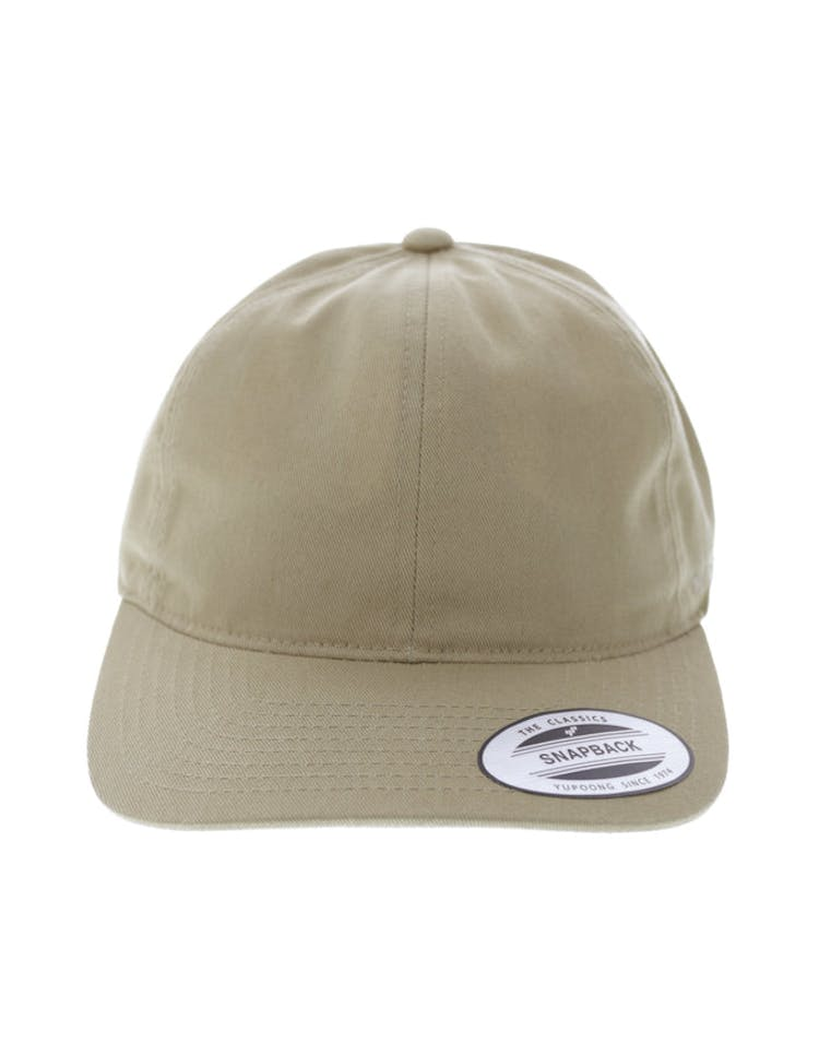 c5800fb2 Flexfit SV Dad Hat Snap Back Khaki