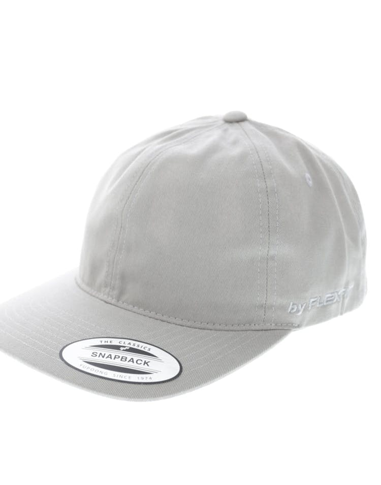3beccfe1 Flexfit SV Dad Hat Snap Back Grey